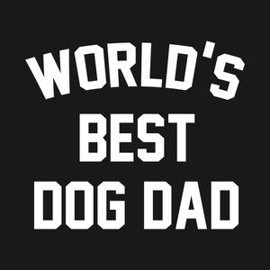 Other - Graphic tee Dog dad